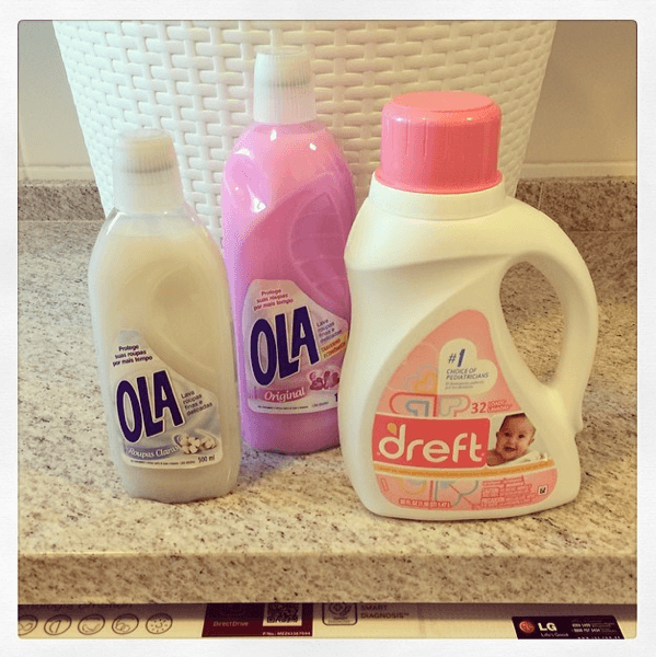 Dicas de como lavar a roupa de bebê