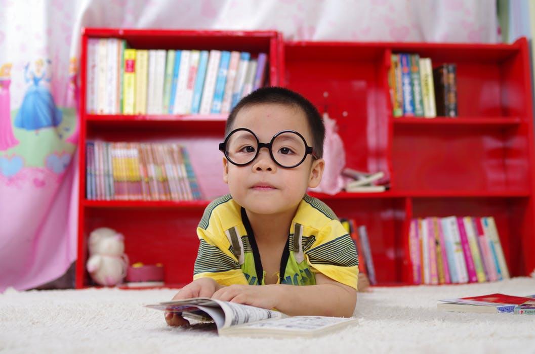 Quando levar seu filho no oftalmologista?
