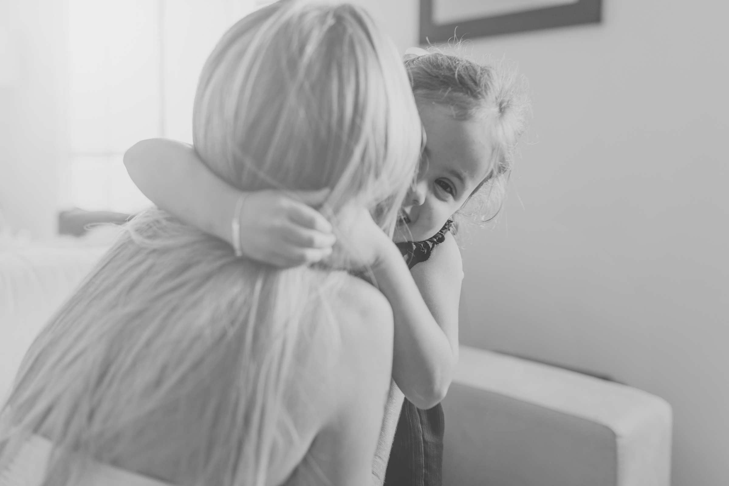Sobre instinto de mãe…