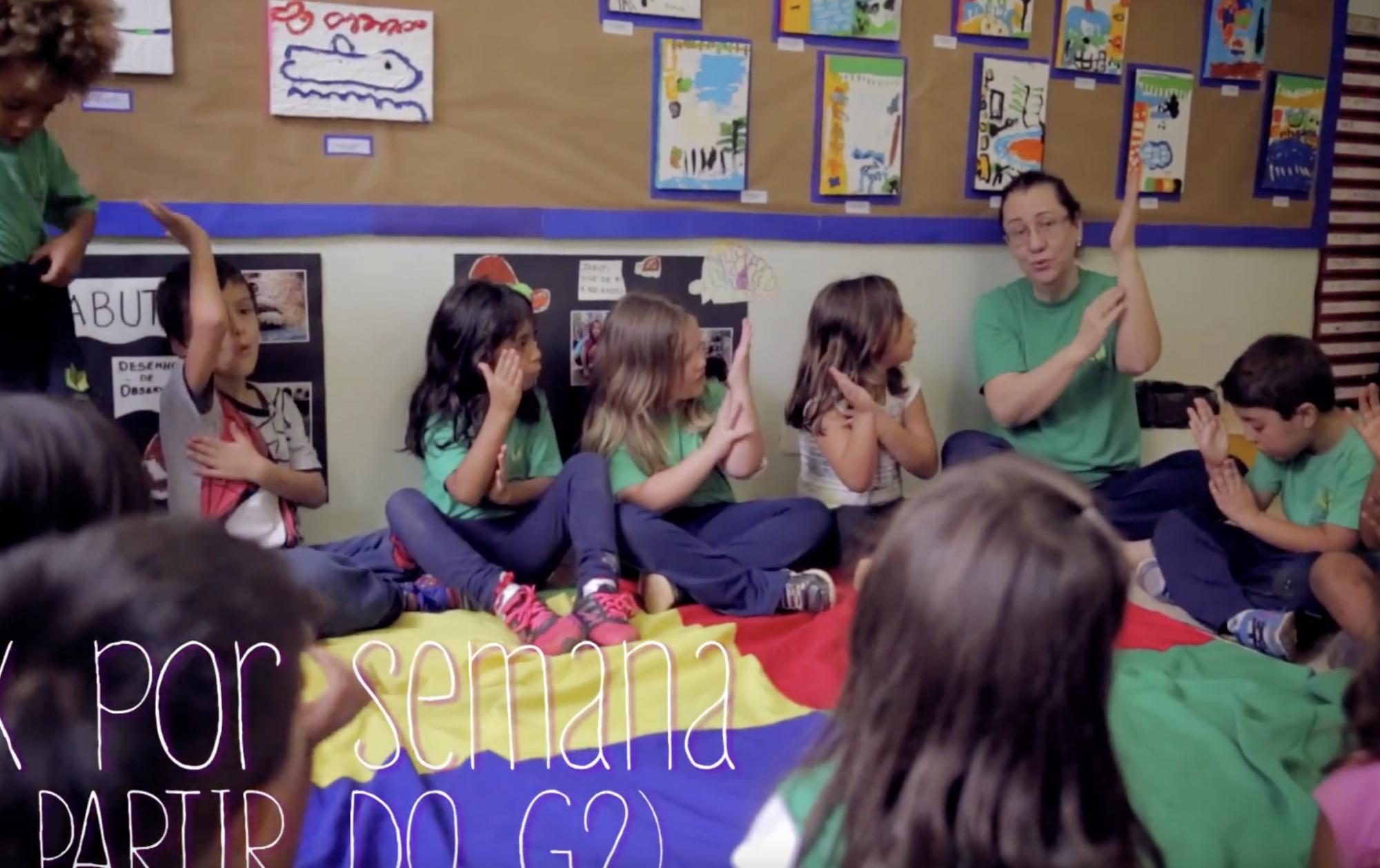 Conheça a Vila Alpha, mais uma opção de escola para sua família