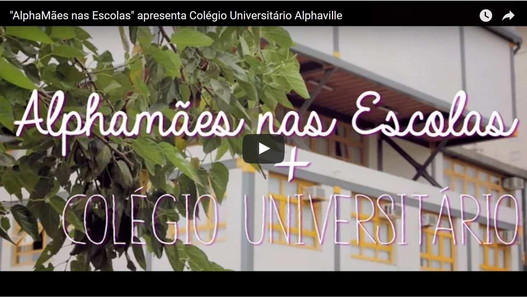 Colégio Universitário quase 30 anos fazendo história em Alphaville