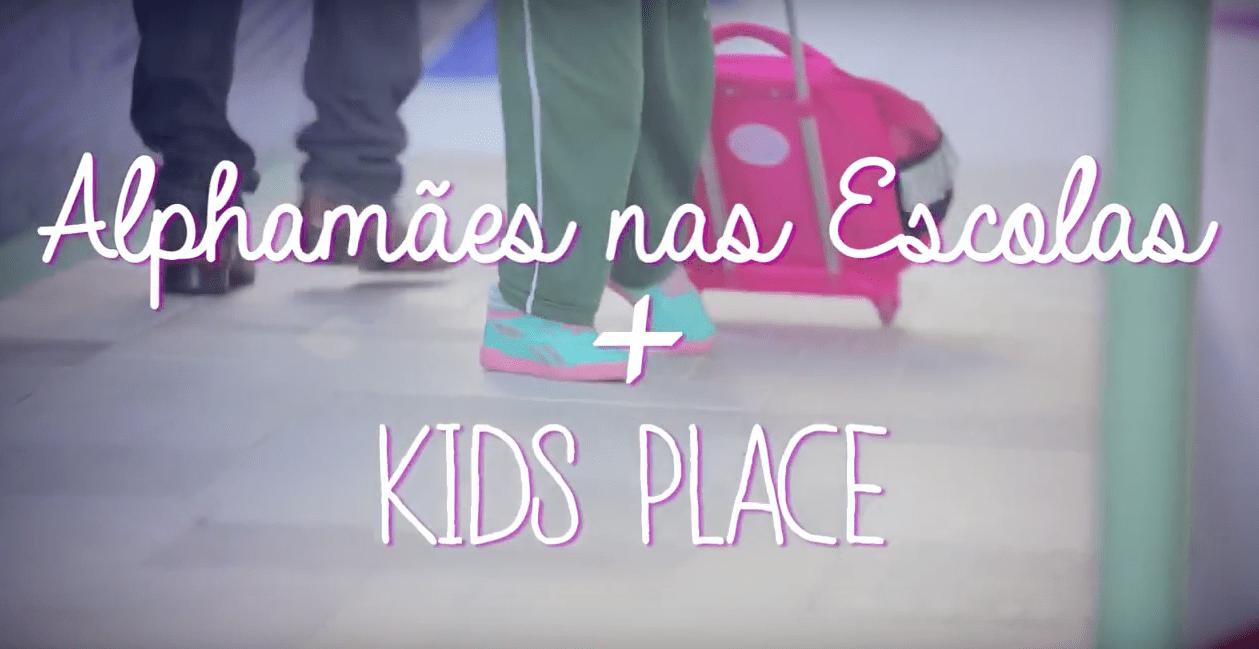 Conheçam a Escola Kids Place