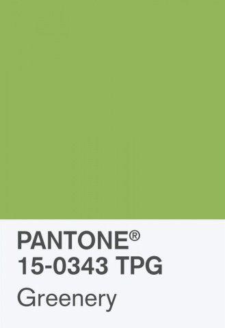 A cor para 2017 é verde.