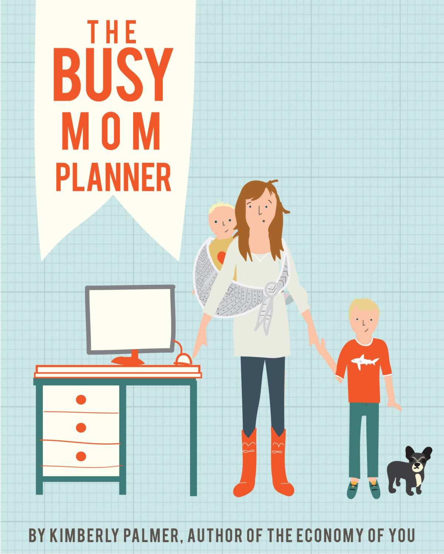 Aprenda a conciliar vida de mãe, fraldas, amamentação…