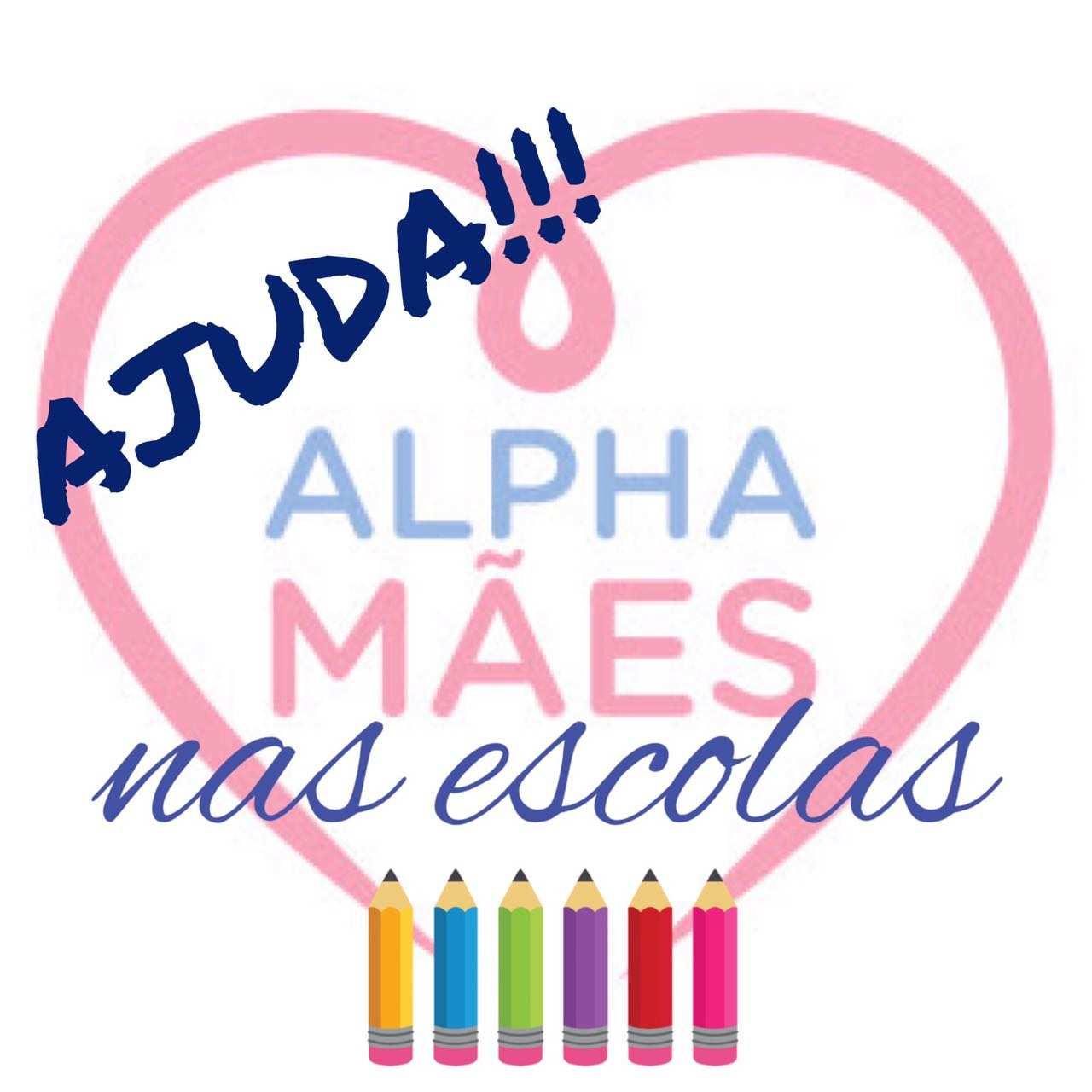 AlphaMaes nas Escolas ajuda: EMEI. MESTRA CHIQUINHA