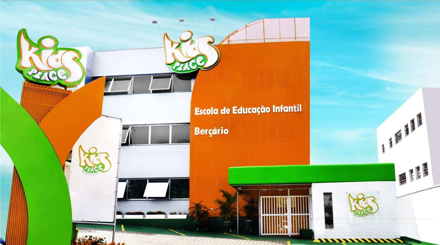 Escola Kids Place de educação infantil em Alphaville