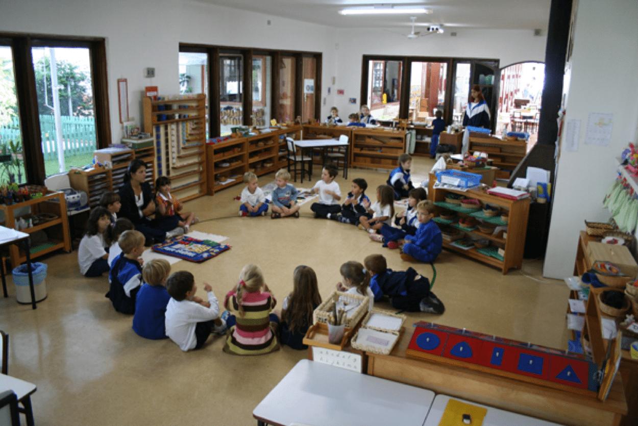 Escola Montessoriana e Americana em Alphaville – Tip Toe School